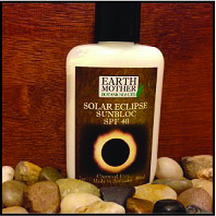 Solar Eclipse Sun Block SPF40